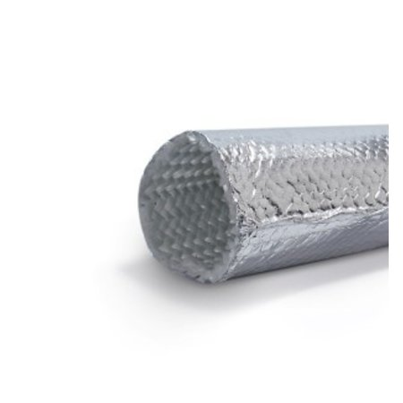 Heat Shieldings Heat reflective thermal insulation sleeve up to 200 °C 18 mm