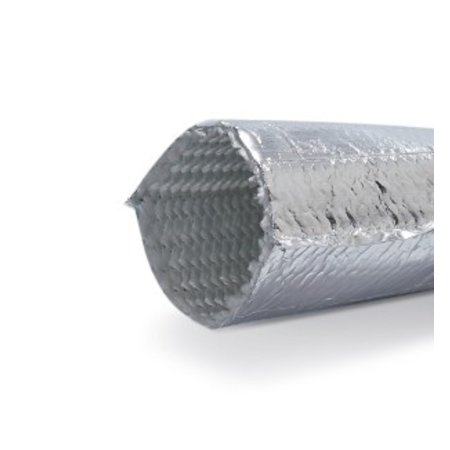 Heat Shieldings Heat reflective thermal insulation sleeve up to 200 °C  30 mm
