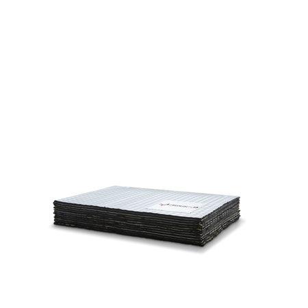 Absor-B 1.05 m²  | 4 mm Silber | Absor-B | Butyl Dämmmatten Schalldämmmatten