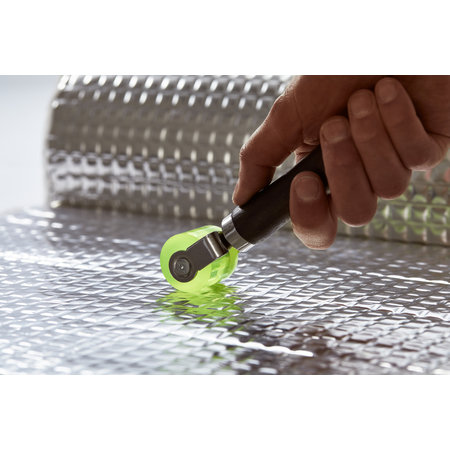 Absor-B 1.05 m²  | 2.3mm Silber | Absor-B | Butyl  Dämmmatten Schalldämmmatten