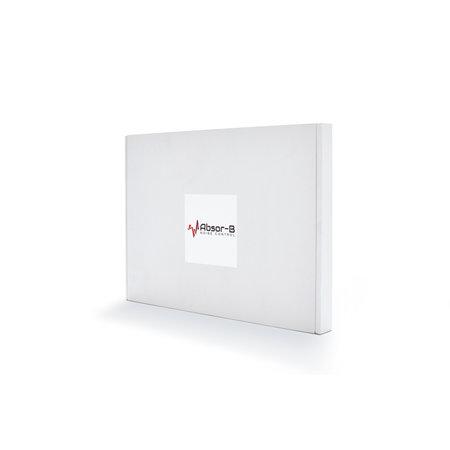Absor-B 1.05 m²  | 2.3mm silver | Absor-B | Sound deadening