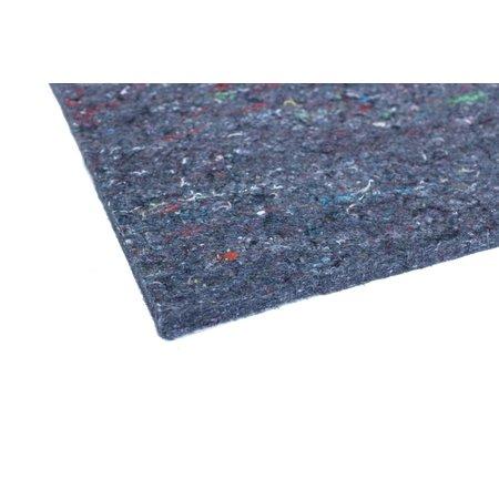 Absor-B 0.37 m² | 8 mm | Thermisch en Akoestisch vilt geluidsisolatie met zelfklevende laag