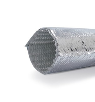 Heat Shieldings Heat reflective thermal insulation sleeve up to 200 °C  35 mm