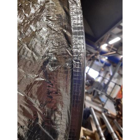 Heat Shieldings 0,3 m² |  15 mm |  Hitzeschutz Fiberglas 5mm und 15mm -  übrig bleiben