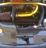 Heat Shieldings 0,3 m²   Hitte reflecterende folie tot 450 °C