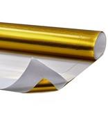 Heat Shieldings 0,15 m² | Hitzebeständige goldene Folie