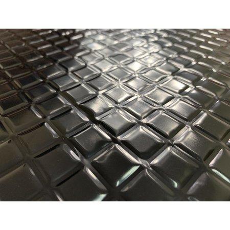 Absor-B 1.12 m² | 4mm zwart | Absor-B | Zelfklevende geluids en warmtewerende  matten