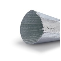 SALE - Heat reflective insulation sleeve 50 mm  x 97cm
