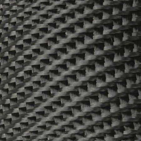 DEI Zwarte hitteband voor onder andere uitlaat isolatie, 5cm x 7.6m