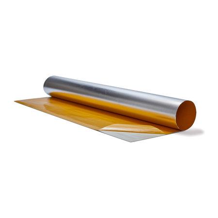 Heat Shieldings 0.25 m²    0.3mm   Wärmereflektierende Folie Aluminium