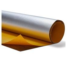 0.25 m² | 1 mm | PREMIUM Isoliermatte - Selbstklebend und hitzebeständig