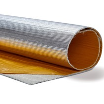 0.25²   3  mm    BASIC Hitzeschutz FiberglasSelbstklebender