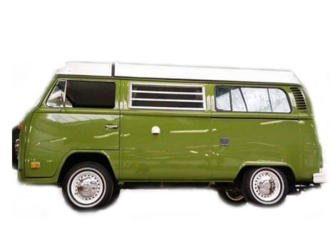 Schalldämmung Volkswagen T2B von 1978