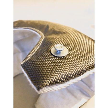 Heat Shieldings T4 Titanium turbo isolatiehoes - 975°C