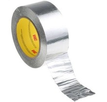 3M™ Aluminum Foil Tape 425 - 5cm x 55m