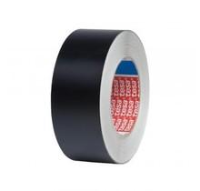 tesa 50577 Aluminium Tape mat zwart 5cm x 25m