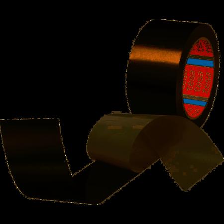 tesa tesa® 50577 Schwarzen Aluminiumfolie 5cm x 25m