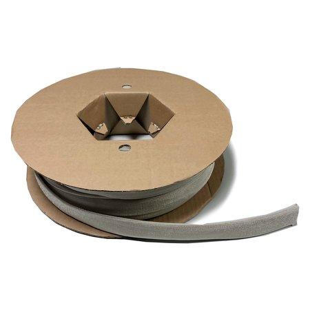 Heat Shieldings Heat-resistant sleeve up to 550 ° C (per meter) - 8 mm x 100 m
