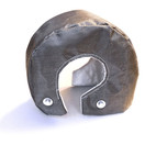 T3 Titanium turbo isolatiehoes voor verkoeling onder de motorkap - 975°C