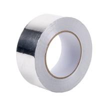 5cm x 50m Hittewerende tape aluminium 120C°
