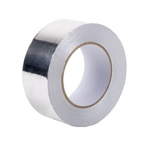 Heat-reflective aluminum tape 50m