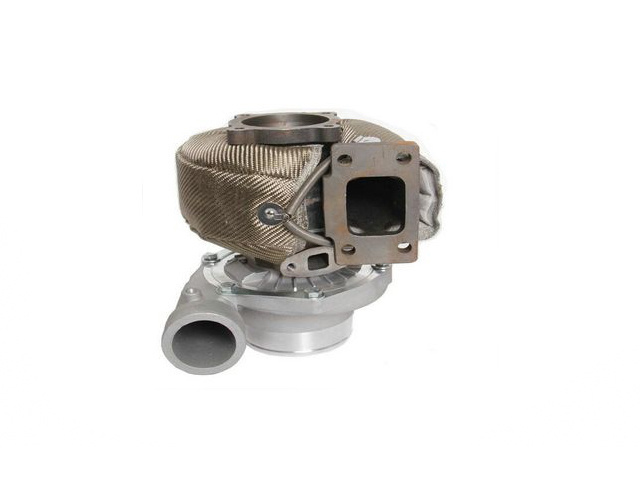 How do I determine what size turbo blanket I need for my turbocharger?