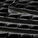 1.12 m²  | 4mm schwarz | Absor-B | Selbstklebende Alubutyl, Anti Dröhn Dämmmatte, Auto Dämmung