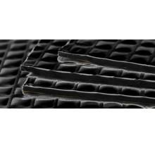 1.12 m² | 4mm zwart | Anti dreunplaat