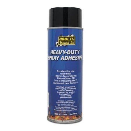 Thermo-Tec Heavy-Duty Spray Adhesive
