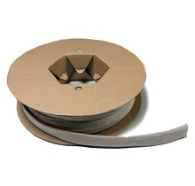 Premium Flexibele, lichtgewicht en hittebestendige glasvezel hoes tot 600 °C 45 mm x 30 m