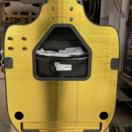 1.2 m² | Hitzebeständige goldene Folie 400 °C