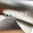 100 x 95 cm  | 1 mm |  BASIC Selbstklebender Hitzeschutz Fiberglas Aluminium