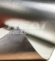 100 x 95 cm    1 mm    BASIC Heat Barrier Fiberglass Adhesive Backed