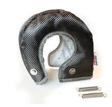 T25/28 Carbon turbo isolatiehoes voor verkoeling onder de motorkap - 1100°C