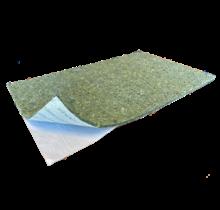 2.25 m² | 12 mm | Akoestisch vilt geluidsisolatie met zelfklevende laag