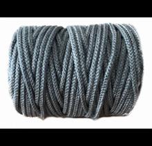 ø 14 mm x 50 m Heat resistant rope black | Stove rope round