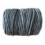 Heat Shieldings ø 12 mm x 50 m Heat resistant rope black   Stove rope round
