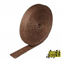 Exhaust Wrap Copper 2.5cm x 15m