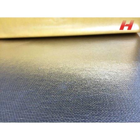 Heat Shieldings 1 m² | 1 mm | PREMIUM insulation mat - Self-adhesive and heat resistant