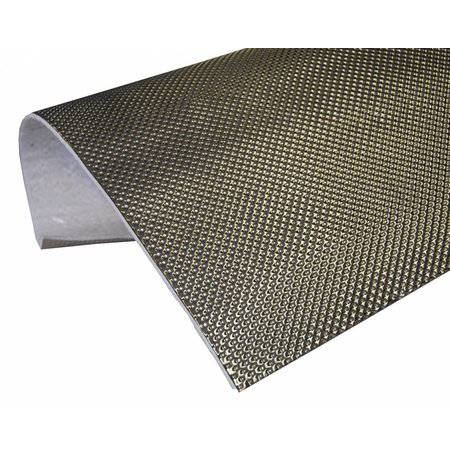 Heat Shieldings Fußboden & Auspuff Tunnel Schild