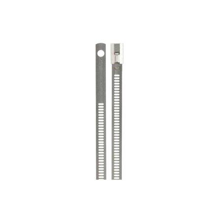 BAND-IT RVS tyrap | SS316 | 450mm x 7mm | multi lok