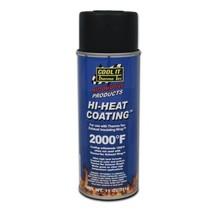 Thermo Tec Hitzebeständige Farbe schwarz 815 ℃