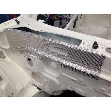 Heat Shieldings Floor & Tunnel Shield II