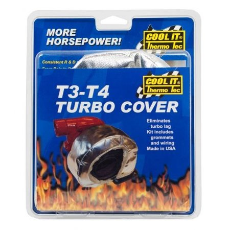 Thermo-Tec T3/T4 Thermo-Tec Turbo isolatie