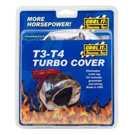 Thermo-Tec Turboladergehäuse-Isolierung