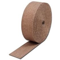 Koper 5cm x 15m Uitlaatband | Hitteband | Isolatieband