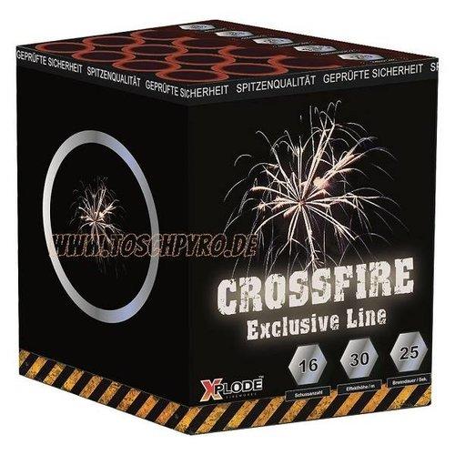 Xplode Crossfire (Crackling Crossette)