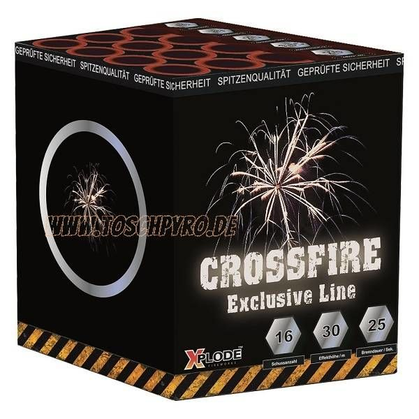 Crossfire (Crackling Crossette)