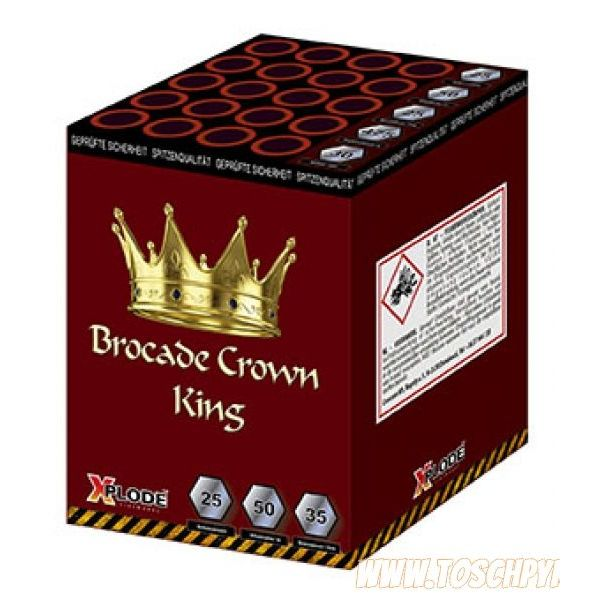 Brocade Crown King