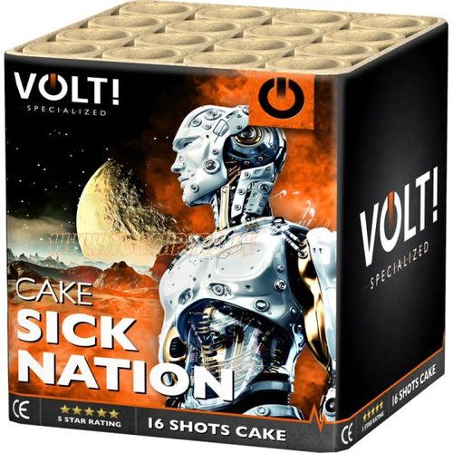 VOLT! Specialized Sick Nation